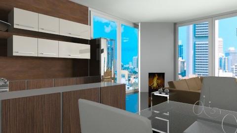 Singapore  - Modern - Living room  - by vesperart