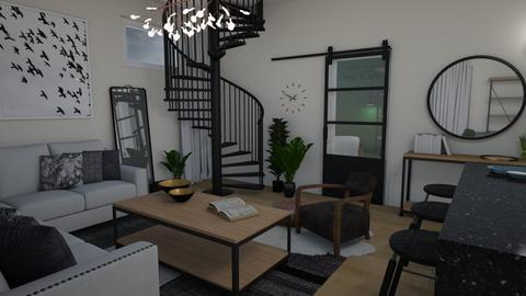 Industrial Apartment - by _PeaceLady_
