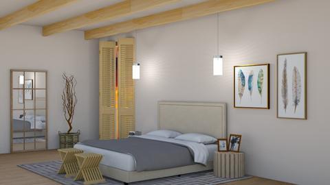 Nia - Bedroom  - by yonvie