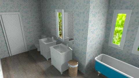 Bathroom Peace - Feminine - Bathroom - by so_lejit135