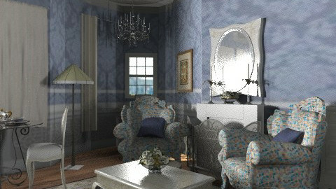 Castle project _The Regal Bedroom v2  - Classic - Bedroom - by auntiehelen