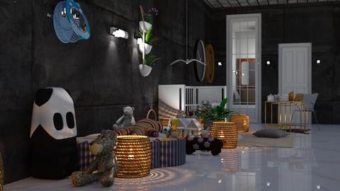 living room - by malithu damsath