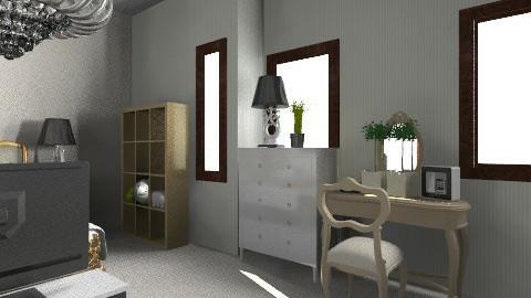 Vetalina - Vintage - Bedroom  - by Vetalina