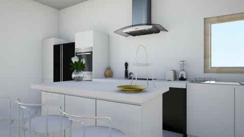 Spring Kitchen Design - Kitchen  - by nicoleliax