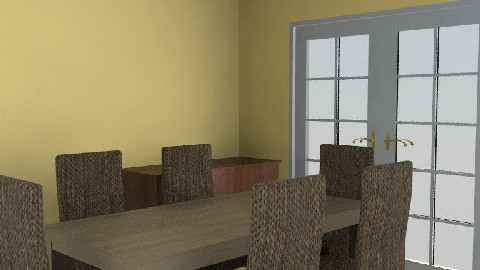 aris - Dining Room  - by enigma404