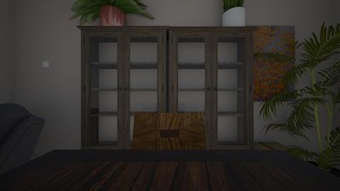 my living room - Vintage - Living room  - by ZuzannatheDino