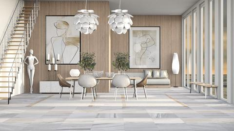 SCANDINAVIAN DINING - Modern - Dining room  - by RS Designs