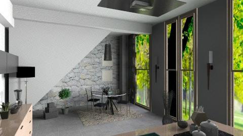 Toskana kitchen - Modern - Kitchen - by zarky