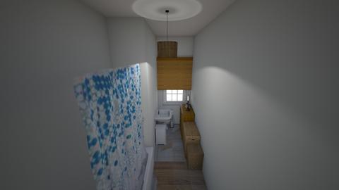 appartamento bagno 1 - Bathroom  - by RLinda