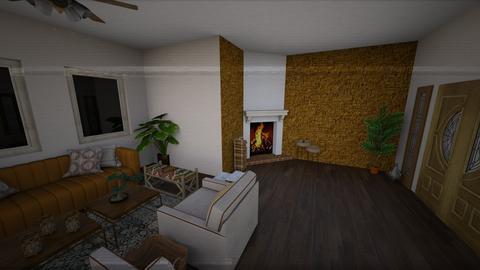 ev - Living room  - by edataman
