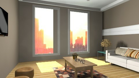 Roomsty - Rustic - by Caroline Fazollato