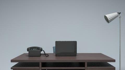 Escritorio - Classic - Office  - by gifah