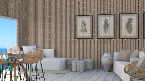 Oak - Living room  - by KittyT6