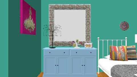 Fun house - Bedroom  - by ReganRingler