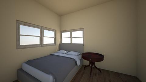 My IRL Bedroom - Bedroom  - by PapayaBetikz