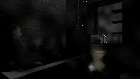 ido and sharon - Minimal - Bathroom  - by bidago