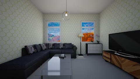 D - Classic - Living room - by Twerka