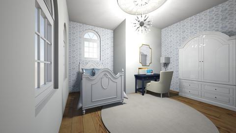 Toile BedRoom - Classic - Bedroom  - by marymbarbee