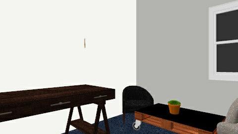 Bob Office - Rustic - by Susan D