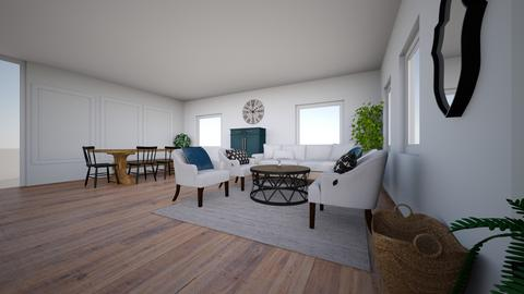 Living Room 2 - Living room - by Leecey11