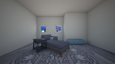 reading room - Modern - by TimmyDesigner