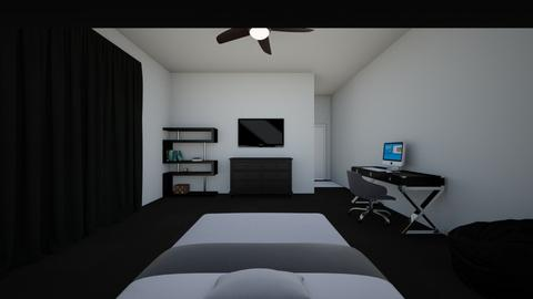 My 2nd Room - Modern - Bedroom  - by KanishkNothing