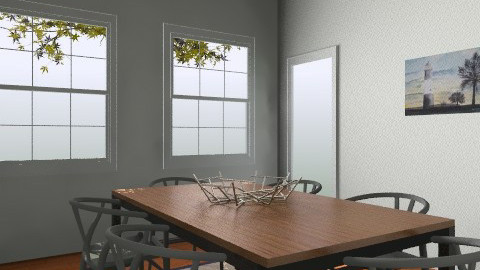c lowe. dining 2 - Eclectic - Dining room - by MoiraManning