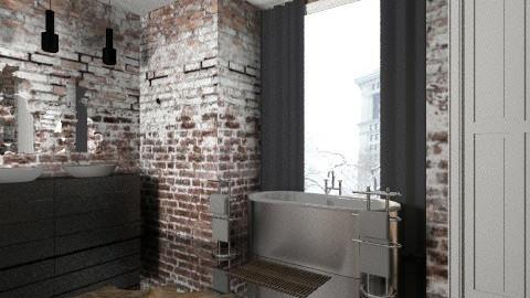 Bathroom - Modern - Bathroom  - by josephinesw