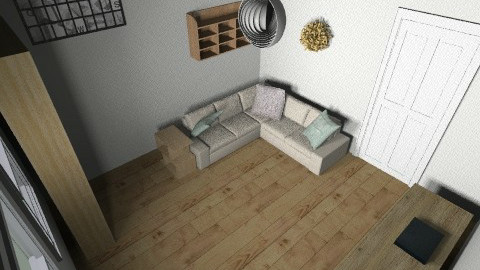 lounge - Retro - by David Nike