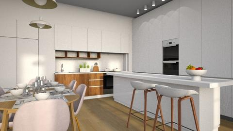 krn ktcn - Kitchen  - by diegobbf