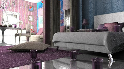 Passion - Modern - Bedroom  - by Your well wisher