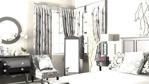 Bedroom - Classic - Bedroom  - by Ninie