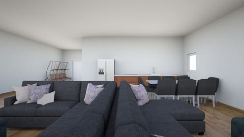 AGATA - Classic - Living room  - by AgataPalka