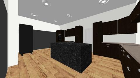 Kitchen 1 - Kitchen  - by Tropicl