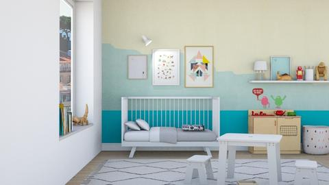Playful - Kids room  - by Maria Esteves de Oliveira