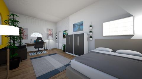 Kyle Richardson is cool  - Modern - Bedroom  - by 2027richardsonk