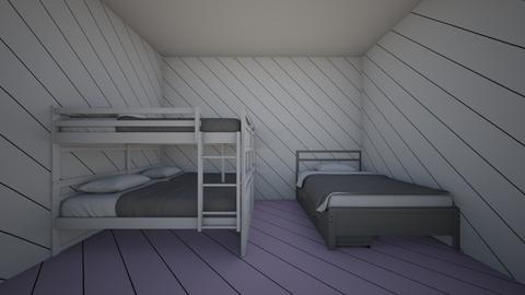 kids room - Kids room  - by dustythetiger101