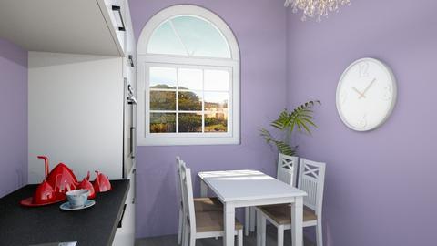 kitchen1a - Kitchen - by lotusdesignme