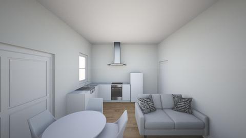 659 NSHR Concept  - Living room  - by haimoziel