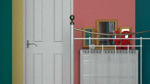 mil - Bedroom - by weelorry