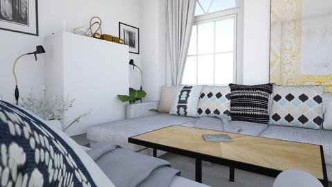 Room - Modern - Living room  - by popovicsonja