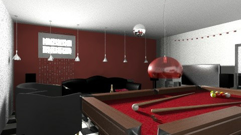 VJ disko1 - Modern - Kids room  - by Stanojkovic