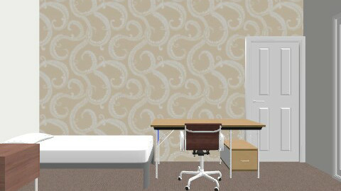 Narisa and Paige's room  - Vintage - Bedroom  - by narchana