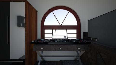new foom - Modern - Bedroom  - by cliggett