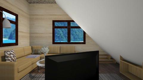 ._. - Living room - by melka99