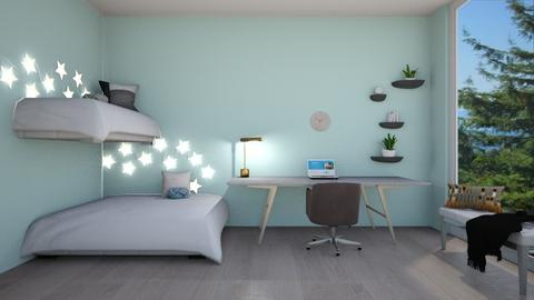 READ PLEASE Contest_LilLi - Bedroom  - by LilLil