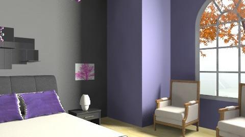 mod - Modern - Bedroom - by ory_ana