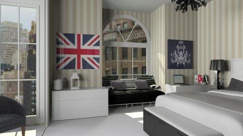 student studio - Living room - by Gargiulo Marzio