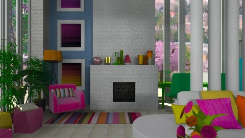 I2 - Modern - Living room  - by macus