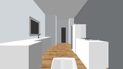 Kitchen and Living Room - Living room - by stlbridget6